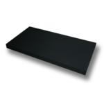 polyesterwol-zwart